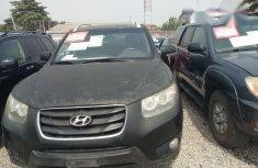 Hyundai Santa Fe 2011 Black for sale