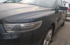 Clean Neat Ford Taurus SEL 2013 Black fr sale