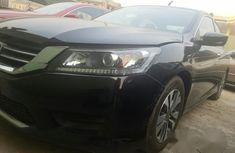 Honda Accord 2014 Black for sale