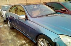 Mercedes-Benz C350 2011 Blue for sale