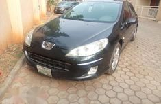 Peugeot 407 2006 Black for sale