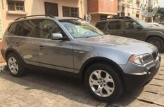 BMW X3 2006 Gray for sale