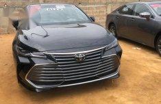 Toyota Avalon 2019 Black for sale