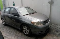 Used Toyota Matrix 2004 Gray for sale