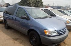 Toyota Sienna 2003 Blue for sale