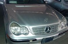 Mercedes-benz C320 2003 Gray for sale