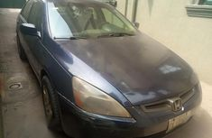 Registered Honda Accord 2003 Blue for sale