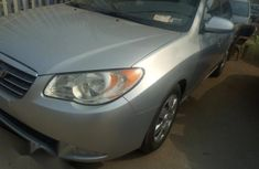 Hyundai Elantra 2008 Silver for sale