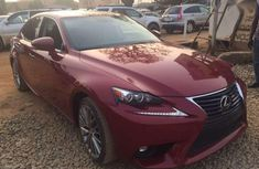 Foreign Used Lexus IS 250 Sport 2017 for sale