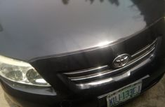 Toyota Corolla 2008 Black for sale