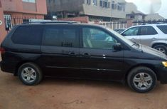 Honda Odyssey 2003 Black for sale