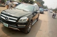 Mercedes-Benz GL450 2013 Black for sale