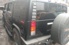 Tokunbo Hummer H2 2003 Black for sale