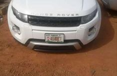 Range Rover Evogue For Quick Sale