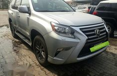 Lexus Gx460 2011 Upgraded To 2016 Silver for sale