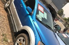Kia Spectra Sport 2004 Blue for sale