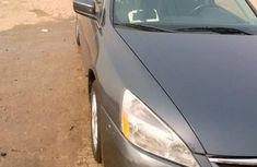 Tokunbo Honda Accord 2007 Gray for sale