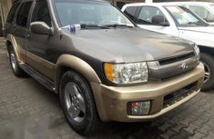 Infiniti QX4 2001 Gold for sale