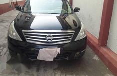 Nissan Teana 200XL 2008 Black for sale