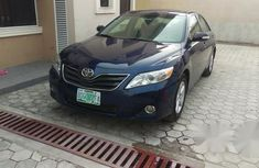 Registered Toyota Camry 2010 Blue for sale