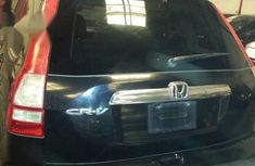 Honda Crv 2010 Black for sale