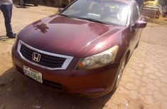 Honda accord 2008 Red v4 for sale