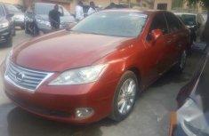 Used Lexus ES350 2012 Red for sale
