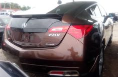 Acura ZDX 2011 Petrol Automatic Brown for sale