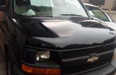 Chevrolet Express 2005 Black for sale