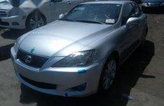 Lexus IS 250 2010 Silver for sale