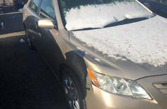 Toyota Camry Muscle 2007 Gold for sale