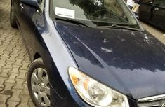 Hyundai Elantra 2009 Blue for sale