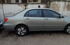 Cheap Toyota Corolla 2005 Gray For Sale