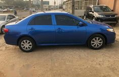 Toyota Corolla 2009 Blue for sale