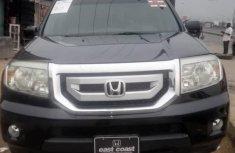 Tokunbo Honda Pilot 2011 Black for sale