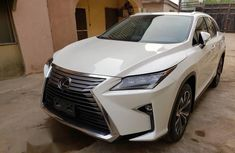 Lexus RX 350L 2018 White for sale