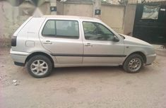 Volkswagen Golf 3 1996 Silver for sale