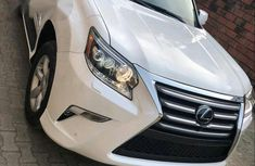 Tokunbo Lexus Gx460 2016 White for sale