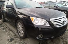 Toyota Avalon 2009 Petrol Automatic Black for sale