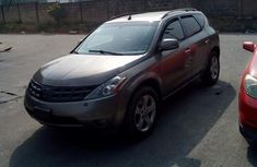 Nissan Murano 2003 Gold for sale