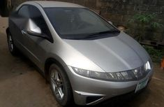 Honda Civic 2007 Silver for sale
