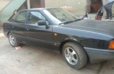 Clean Audi 80 1998 Black for sale
