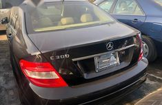 Mercedes Benz C300 2010 Black for sale