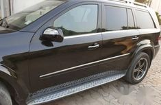 Mercedes-Benz GL550 2009 Black for sale