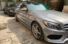 Mercedes Benz C400 2016 Gray For Sale