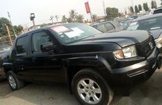 Clean Honda Ridgeline 2006 Black for sale