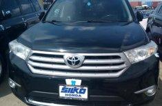 2013 Toyota Highlander Petrol Automatic for sale