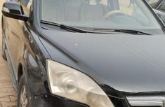 Honda CR-V 2008 Black for sale