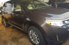 Ford Edge Limited 2011 Gray for sale