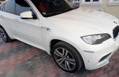 BMW X6 M Power 2014 White for sale